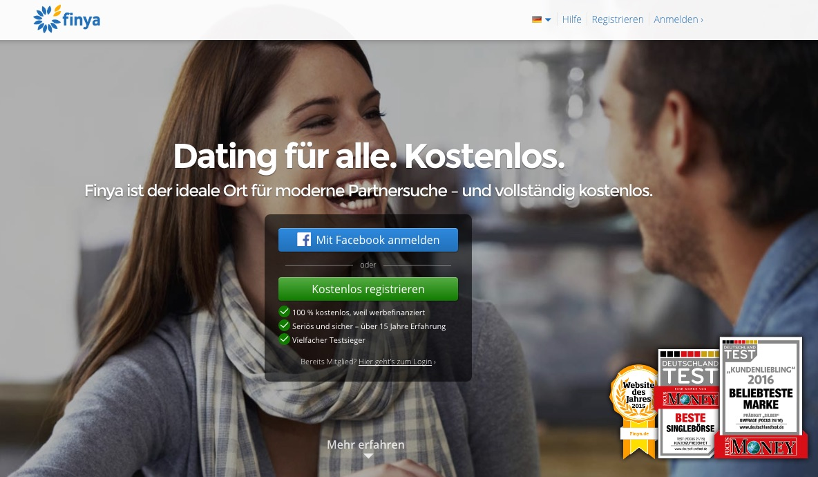 Dating-Websites für alle